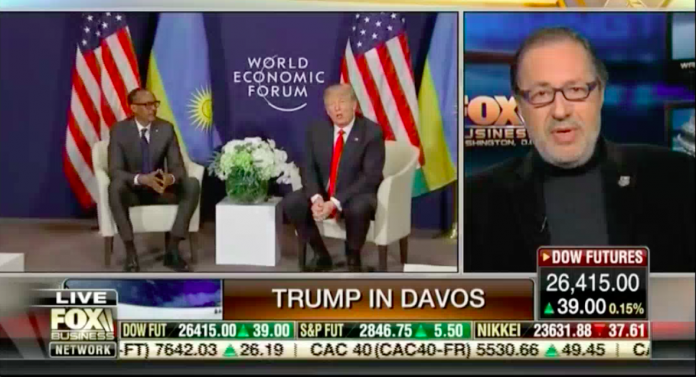 Fox Business: Bloomfield on President Trump and Davos | ACCF